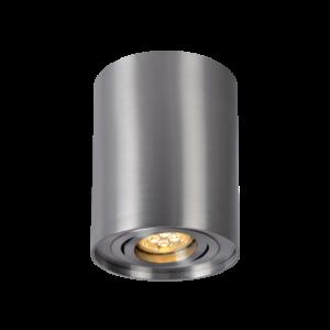 CHLOE GU10 IP20 okragła srebrna