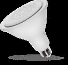 PAR LED 16W E-27 CW (zimna biała)